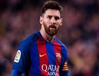 BARCELONA - Messi'ye 21 ay hapis cezası verildi