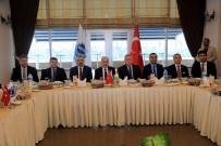 Macaristan Büyükelçisi İle KAYSO Üyeleri Yemekte Bir Araya Geldi