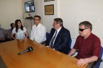 ALTI NOKTA KÖRLER DERNEĞİ - Manisa Büyükşehir'den Beyaz Baston Desteği