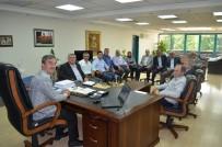 Meclis Komisyon Üyelerinden Turgutlu'da İnceleme