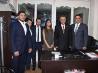 ÜLKÜCÜ - MHP Efeler'de Yeni Yönetim Göreve Başladı