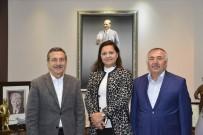 Milletvekili Köksal'dan Başkan Ataç'a Ziyaret