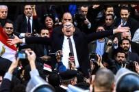 TIRAN - Mısır'da Eski Cumhurbaşkanı Adayı Gözaltına Alındı