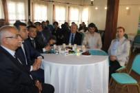 EDIP ÇAKıCı - 'Mutlu İnsan, Mutlu Turist, Mutlu Esnaf' Projesi Tanıtım Toplantısı