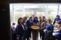 BİLECİK DEVLET HASTANESİ - Müze Ziyaretçilerine Yöresel Lezzetler Sunuluyor