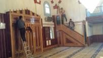 KITAPLıK - Niksar'da Camilerde Ramazan Ayı Temizliği