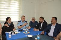 Niksar'da Emniyet Muhtarlarla Huzur Toplantısı Yaptı