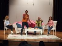 ŞEHİR TİYATROSU - Öğretmenlerden Muhteşem Tiyatro Gösterisi