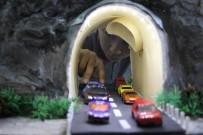 RÜZGAR TÜRBİNİ - Ortaokul Öğrencilerinden Tünelleri Bedava Aydınlatacak Proje