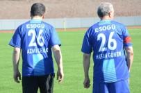 ESKIŞEHIR OSMANGAZI ÜNIVERSITESI - Osmangazi Üniversitesi Stadyumu Açıldı
