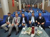 OSMANIYE VALISI - Osmaniye OSB'de Olağan Genel Kurul Toplantısı Yapıldı