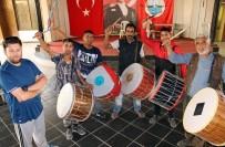 ZABITA MÜDÜRÜ - Ramazan Davulcularına Hem Ritm Hem İletişim Eğitimi