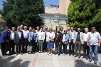 RESTORASYON - Pekdaş Açıklaması 'Basmane'yi Bilmeden İzmir'i Tanıyamazsınız'