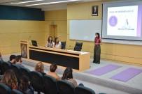 YOGA EĞİTMENİ - SAÜ'de 'Yoga Ve Nefes' Başlıklı Eğitim Düzenlendi