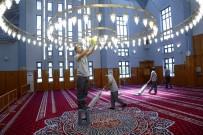 ŞEHITKAMIL BELEDIYESI - Şehitkamil'deki Camiler Ramazan Ayına Hazır