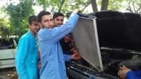 SANAYİ SİTESİ - Siirtli 30 İşçi Mesleki Eğitim İçin Avrupa'ya Gitti
