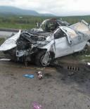 Sivas'taki Trafik Kazasında Ölü Sayısı 4'E Yükseldi