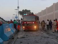 TERÖR SALDIRISI - Somali'de bombalı saldırı