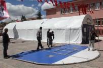 Sungurlu Belediyesi, İftar Çadırı Kuruyor