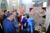 TALAS BELEDIYESI - Talas'ta 'El Emeği Göz Nuru' Sergisi Açıldı