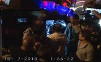 GÖZALTI İŞLEMİ - Tankta Yakalanan Polisten Dalga Geçer Gibi Savunma