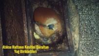 KANALİZASYON - TESKİ'den Atlas Pasajı'nda Yaşanan Su Baskını Hakkında Açıklama