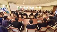GAZI ÜNIVERSITESI - TKÜUGD Türk Dünyasının Öncüleri Konferansına Katıldı