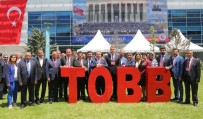 GENÇ GİRİŞİMCİLER - TOBB Genel Kuruluna Diyarbakır'dan Tam Katılım
