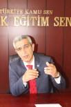ÖĞRENCİ SAYISI - Türk Eğitim Sen'den Tam Gün Eğitime Tepki