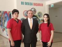 PARA ÖDÜLÜ - Türkiye'nin En İyi İngilizce Konuşan Öğrencileri İhlas Kolejinden