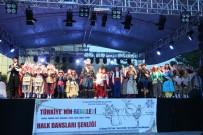 Türkiye'nin Renkleri Aydın'da Buluştu