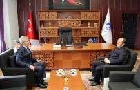 Türkmenistan İstanbul Başkonsolosu Seyitmammedov'dan Kırklareli Üniversitesi'ne Ziyaret
