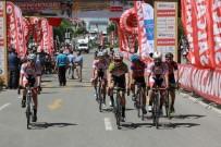 TÜRKIYE BISIKLET FEDERASYONU - Uluslararası Medeniyetler Bisiklet Turu'nun Batman Etabı Yapıldı
