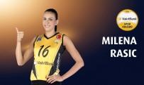 CANNES - Vakıfbank Milena Rasic'le Sözleşme Uzattı