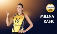 CANNES - Vakıfbank, Milena Rasic'le Uzattı
