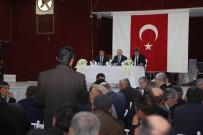 EMNİYET AMİRİ - Vali Kamçı Pınarbaşı'nda Muhtarlarla Buluştu