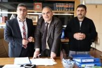 ÇAY BAHÇESİ - Varto Belediyesinde Toplu İş Sözleşmesi Sevinci