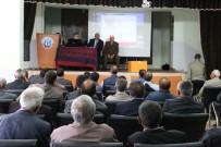 MEHMET NURİ ÇETİN - Varto'da Köylere Hizmet Götürme Birliği Toplantısı