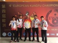 Yalovalı Wushucular Gürcistan'dan 4 Madalya İle Döndü