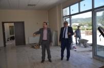 ALİ HAMZA PEHLİVAN - Yeni Belediye Binası Ve Kültür Merkezi Gün Sayıyor