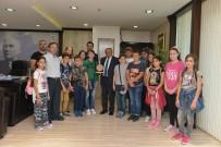 HERAKLION - Yunan Öğrenciler Çiğli'de