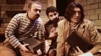 OSMAN DOĞAN - 'Ziyafet Sofrası' AKM'de Tiyatro Severlerle Buluştu
