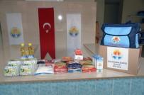 KURU FASULYE - 100 Bin Kişiye İftar, 15 Bin Aileye Gıda Kolisi