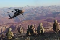 TERÖRİSTLER - 14 Hain Öldürüldü Açıklaması 5 Şehidimiz Var !