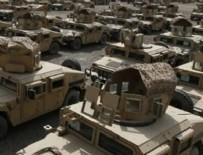 AMERIKA BIRLEŞIK DEVLETLERI - ABD'nin Irak'a verdiği silahların izi kayıp