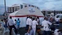 HASTANE - Adıyaman Belediyesi, Hastane Önünde İftar Çadırı Kuruyor