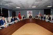 ADıYAMAN ÜNIVERSITESI - Adıyaman'da  6. Ekonomi Koordinasyon Toplantısı Yapıldı