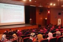 ERTUĞRUL GAZI - Ahlat'ta 'Madde Kullanımı Ve Bağımlılığıyla Mücadele' Eğitimi