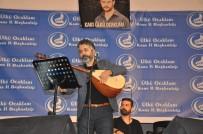 AHMET ŞAFAK - Ali Kınık Ve Ahmet Şafak Konseri Yoğun İlgi Gördü