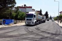 MİMAR SİNAN - Aliağa'da Dev Asfalt Hamlesi Sürüyor